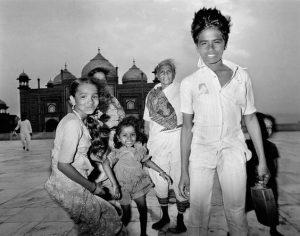 "India. Agra. Taj Mahal. © Carl De Keyzer - MAGNUM Book ""India"" 1987."