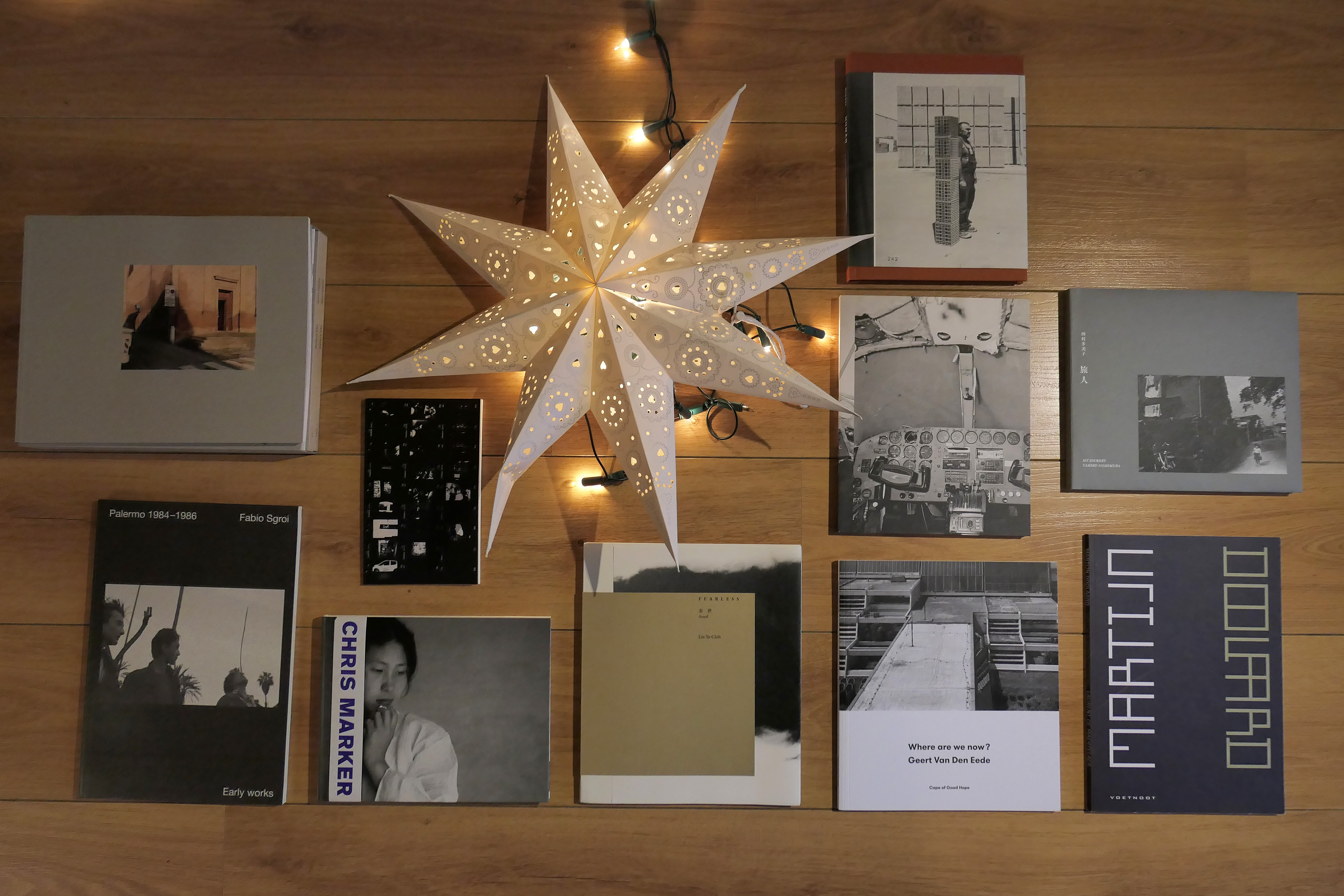 CAPE'S 2018 favourites and the christmas star!!